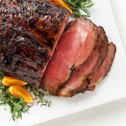 Oven-Roasted Prime Rib Dinner