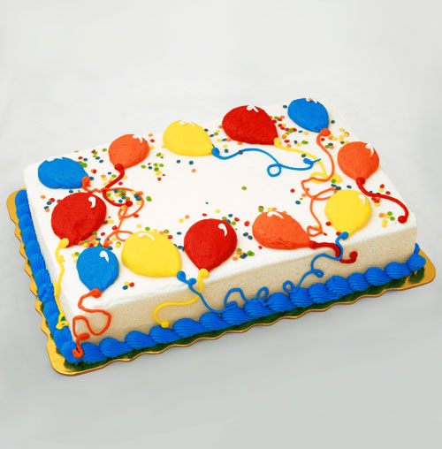 Balloon Birthday Cake In 2019