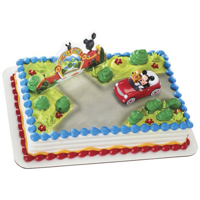 Mickey Mouse Birthday Cake Stop And Shop