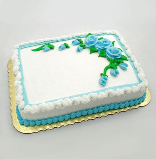 Hyvee Birthday Cakes