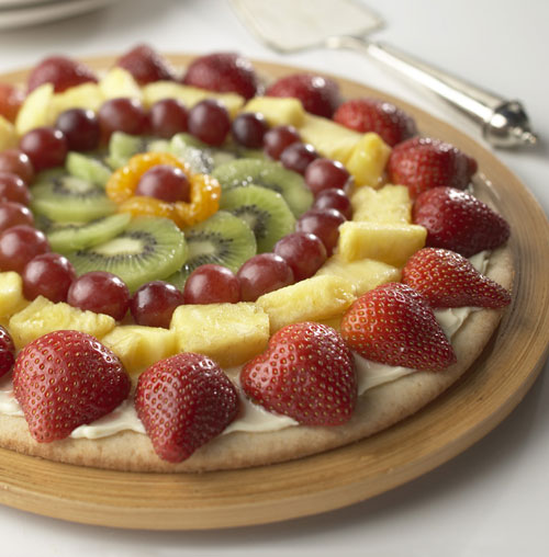 sugar cookie fruit pizza fruit platters