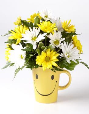 shop floral birthday sunny smiles. Black Bedroom Furniture Sets. Home Design Ideas