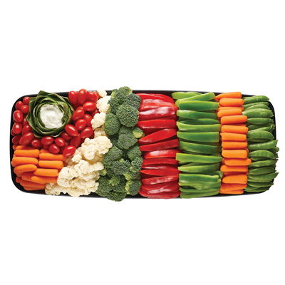 Signature Premier Vegetable Platter