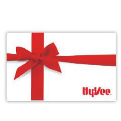 Hy-Vee Gift Card - Red Bow Presents (41957)