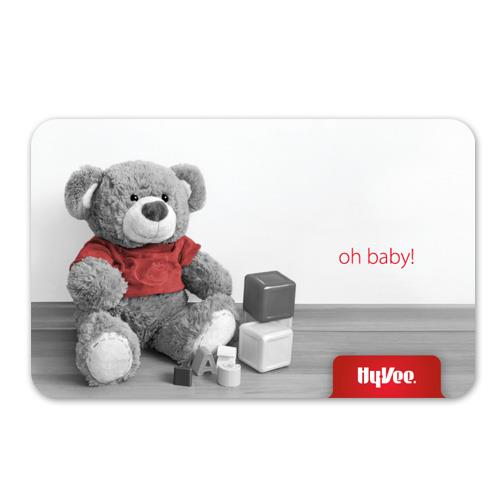 Hy-Vee Gift Card - Oh Baby! (41371)