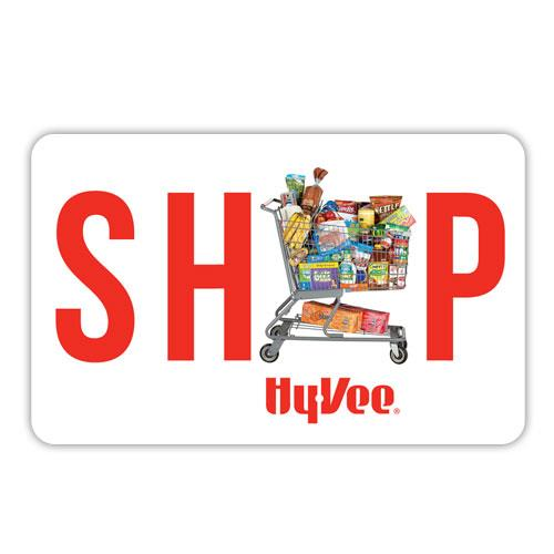 Hy-Vee Gift Card - Shop (15200)