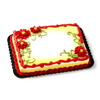 Hyvee Cakes And Cupcakes