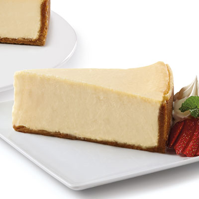 The Cheesecake Factory Bakery® Cheesecake slice – Plain