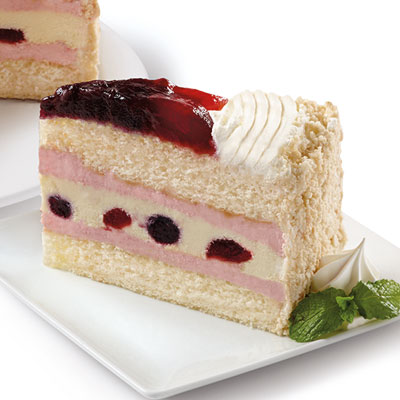 The Cheesecake Factory Bakery® Cheesecake slice – All-American