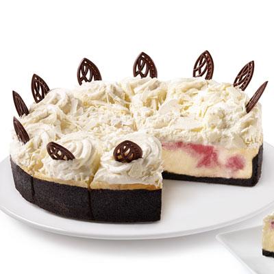 The Cheesecake Factory Bakery  White Chocolate Raspberry