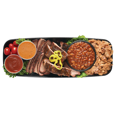 Hickory House Tray