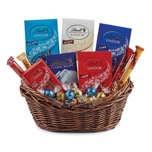 Lindt Lovers Basket