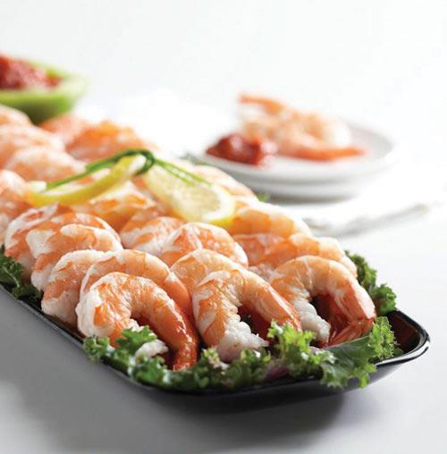 Signature All-Natural Shrimp Platter