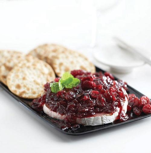 Signature Cranberry Brie Hostess Tray