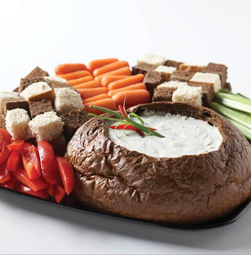 Signature Dill Dip Appetizer Tray