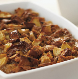 and spice cinnamon bread pudding recipe yummly apple cinnamon bread ...