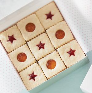 Jam Sandwich Cookies - Recipe