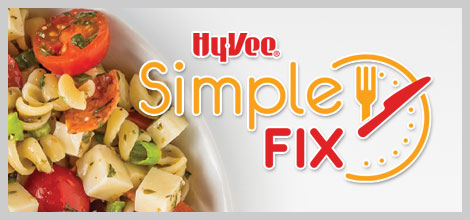 Hy-Vee Simple Fix recipes
